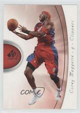 2005 SP Signature Edition 38 Corey Maggette Los Angeles Clippers Basketball Card