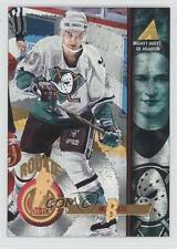 1994 Pinnacle Rink Collection #483 Maxim Bets Anaheim Ducks (Mighty of Anaheim)