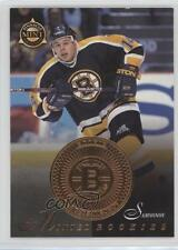 1997-98 Pinnacle Mint Collection #26 Sergei Samsonov Boston Bruins Hockey Card