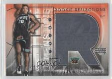 2003-04 Upper Deck Triple Dimensions #113 Dahntay Jones Memphis Grizzlies Card