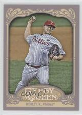 2012 Topps Gypsy Queen #277 Vance Worley Philadelphia Phillies Baseball Card
