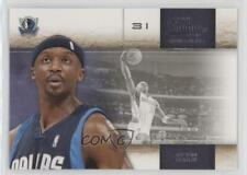 2009-10 Panini Studio #19 Jason Terry Dallas Mavericks Basketball Card