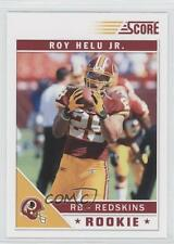 2011 Score Factory Set Update #383 Roy Helu Washington Redskins Football Card