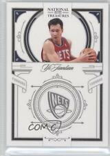 2009 Playoff National Treasures #99 Yi Jianlian New Jersey Nets Basketball Card