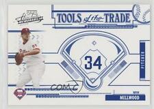 2005 Playoff Absolute Memorabilia Tools of the Trade Blue #TT-144 Kevin Millwood