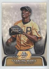 2012 Bowman Platinum Prospects #BPP24 Starling Marte Pittsburgh Pirates Card