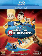 Meet the Robinsons (Blu-ray/DVD, 2007, Region Free) Usually ships in 12 hours!!!