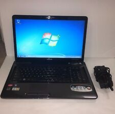"TOSHIBA SATELLITE L675D-S7052 17.3"" AMD Phenom II 2.9GHz,4GB RAM, -250GB HDD-"