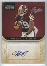 2011 Playoff National Treasures #279 Roy Helu Jr Washington Redskins Jr. RC Card