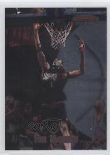 1997 Bowman's Best #117 Tim Thomas Philadelphia 76ers RC Rookie Basketball Card