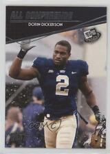 2010 Press Pass #89 Dorin Dickerson Pittsburgh Panthers Rookie Football Card