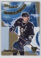 2000 Topps Stars #134 Paul Kariya Anaheim Ducks (Mighty of Anaheim) Hockey Card