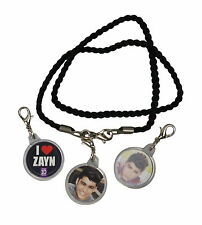 One Direction Charm Bracelet - Choose from Harry, Niall, Liam, Louis or Zayn