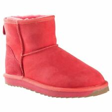 Classic Red Mini UGG Boot Made in Australia JUMBUCK UGG Boot size 10 lady