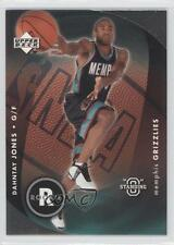 2003 Upper Deck Standing O Die-Cut/Embossed #104 Dahntay Jones Memphis Grizzlies