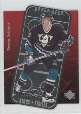 1995-96 SP Stars #E2 Teemu Selanne Anaheim Ducks (Mighty of Anaheim) Hockey Card