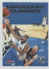 2000-01 Fleer Tradition Hardcourt Classics #13HC Grant Hill Orlando Magic Card