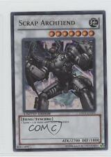 2010 Yu-Gi-Oh! Duelist Revolution #DREV-EN0SP1 Scrap Archfiend (Sneak Peek) Card