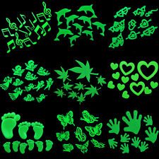Home Wall Glow In The Dark Stickers Star Baby Kid's Bedroom Nursery Room  Decor!