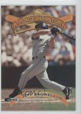 1998 Fleer Sports Illustrated Then & Now #43 Jeff Bagwell Houston Astros Card