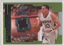 2008-09 Upper Deck MVP Game Night Souvenirs #GN-MB Mike Bibby Atlanta Hawks Card