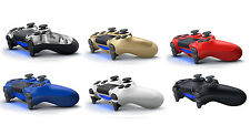 OFFICIAL SONY PS4 DUALSHOCK 4 WIRELESS CONTROLLER BLACK RED URBAN WHITE BLUE V2