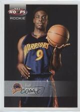2005-06 NBA Hoops #176 Ike Diogu Golden State Warriors RC Rookie Basketball Card