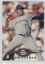 1995 Topps Stadium Club #162 Juan Guzman Toronto Blue Jays Baseball Card