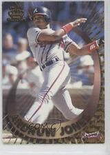 1997 Pacific Crown Collection Card-Supials #21 Andruw Jones Atlanta Braves Card