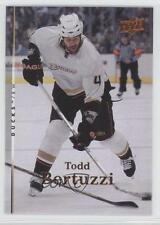 2007 Upper Deck #320 Todd Bertuzzi Anaheim Ducks (Mighty of Anaheim) Hockey Card