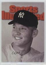 1999 Fleer Sports Illustrated Greats of the Game Covers #50C Mickey Mantle Card
