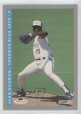 1993 Fleer Fruit of the Loom All-Stars #27 Juan Guzman Toronto Blue Jays Card