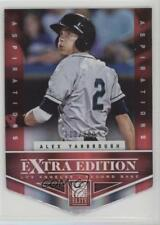 2012 Elite Extra Edition Aspirations Die-Cut #133 Alex Yarbrough Baseball Card