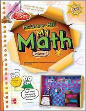 Elementary Math Connects: McGraw-Hill My Math, Grade 3, Student Edition, Volume…