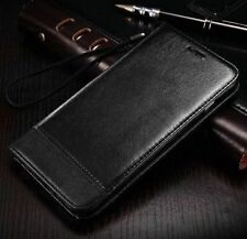 Luxury Wallet Case Magnetic Flip Leather Stand Cover Skin For iPhone Samsung