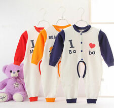 New Romper Infant Clothes Girls Boys Newborn girl boy clothes Baby clothes Cute