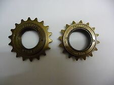 "Cheap Economy 1/8"" SINGLE SPEED FREEWHEEL COG 16T or 18T Bicycle Bike BMX Fixie"