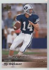 2013 Upper Deck #42 Ty Detmer Brigham Young (BYU) Cougars Football Card
