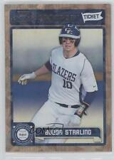 2011 Playoff Contenders Prospect Tickets Crystal Collection #RT5 Bubba Starling