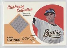 2012 Topps Heritage Minor League Edition #CCR-CO Chris Owings Visalia Rawhide