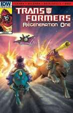 Transformers: Regeneration One #92 in Near Mint condition. FREE bag/board