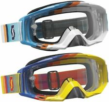 Scott USA Tyrant Fade Goggle with Clear Lens 2013