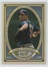 2000 Upper Deck Cooperstown Calling #CC10 Greg Maddux Atlanta Braves Card