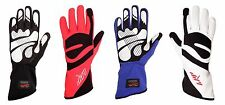 LRP Kart Racing Gloves- Freedom Gloves Black