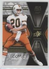 2014 SPx #30 Bernie Kosar Miami Hurricanes Football Card