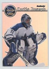 1999-00 Pacific Prism #137 Curtis Joseph Toronto Maple Leafs Hockey Card