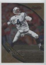 1997 Bowman's Best #47 Jim Harbaugh Indianapolis Colts Football Card