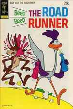 Beep Beep: The Road Runner (1966 series) #38 in Fine - condition