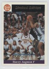 1991-92 Front Row Limited Edition Charter Member 5 Stacey Augmon Basketball Card