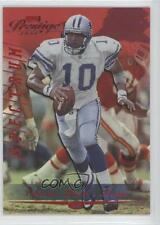 2000 Playoff Prestige Red Spectrum #65 Charlie Batch Detroit Lions Football Card